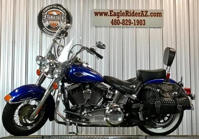 2015 Harley-Davidson� FLSTC - Heritage Softail� Classic