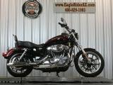 Harley-Davidson XL883L - Sportster SuperLow 2014