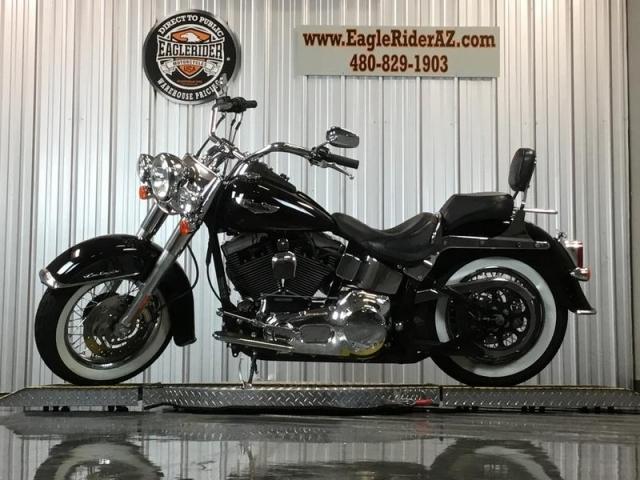 2005 Harley-Davidson FLSTNI
