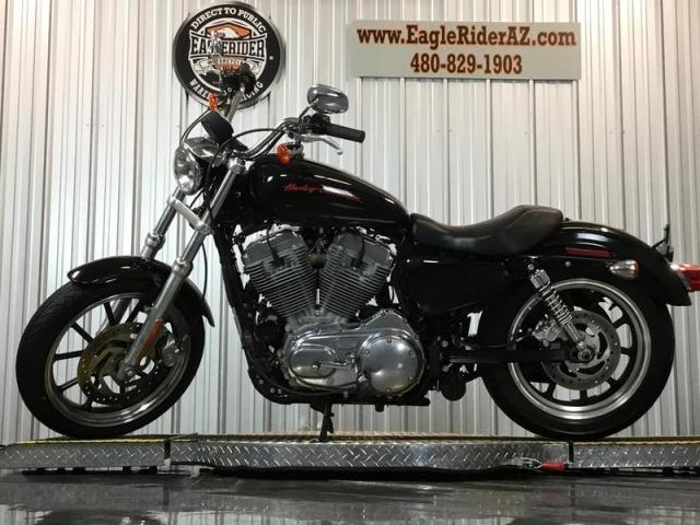2014 Harley-Davidson XL883L - Sportster SuperLow