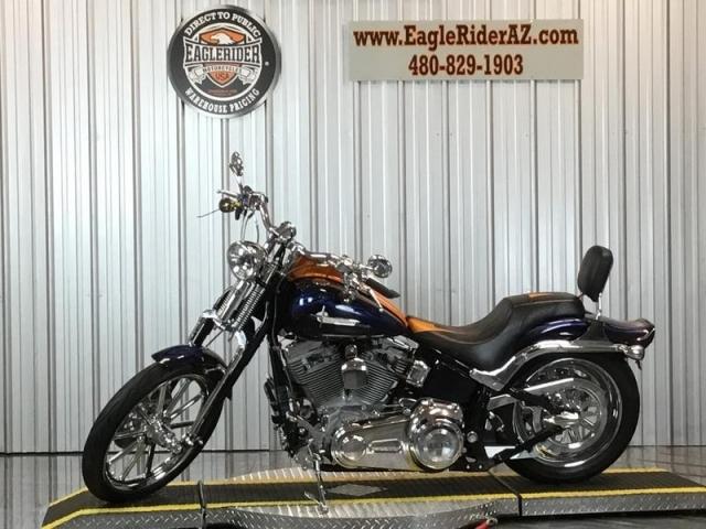 2007 Harley-Davidson� FXSTSSE - Softail� Screamin' Eagle� Springer�
