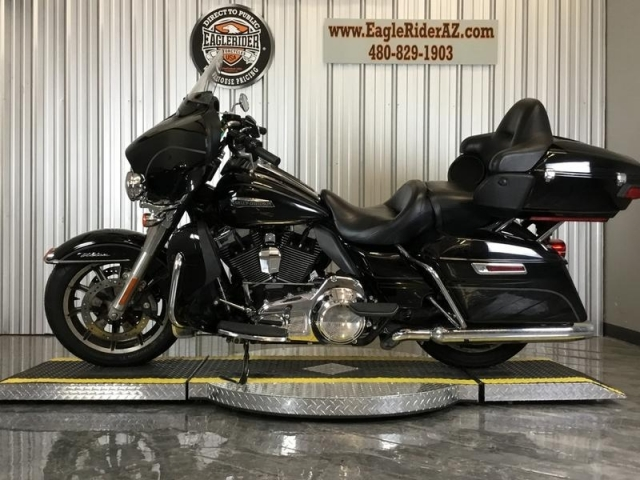 2016 Harley-Davidson FLHTCU - Electra Glide Ultra Classic