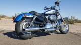 Harley-Davidson XL1200C - 1200 Custom 2017