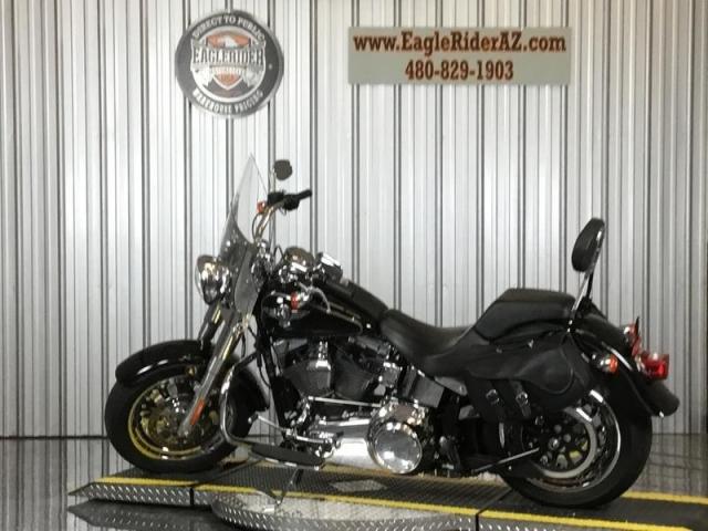 2016 Harley-Davidson FLSTF - Softail Fat Boy
