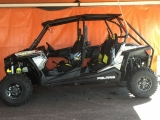 Polaris� RZR� 4 900 EPS Titanium Metallic 2017