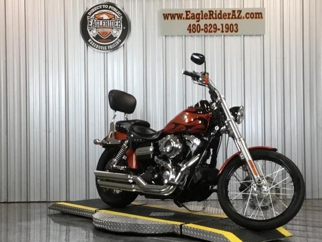 2011 Harley-Davidson� FXDWG - Dyna� Wide Glide�