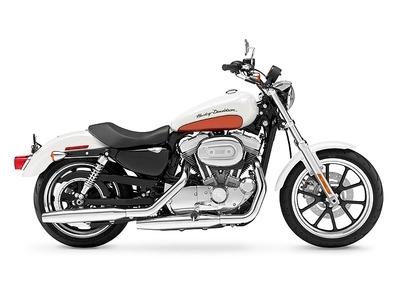 2011 Harley-Davidson� XL883L - Sportster� SuperLow�