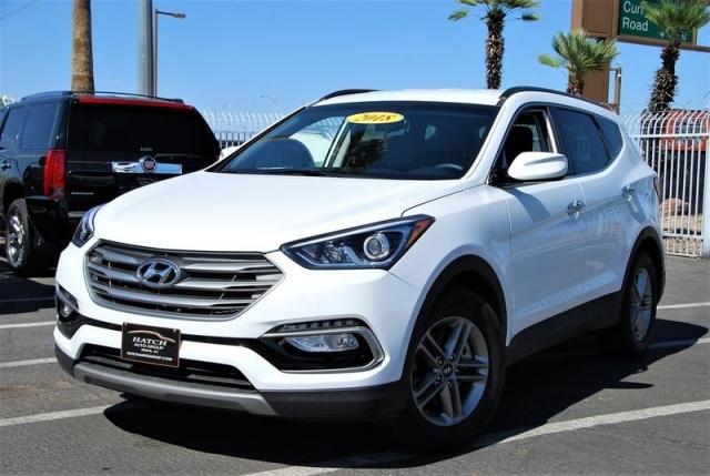 2018 Hyundai Santa Fe Sport 2.4L 6-Speed SHIFTRONIC D-CVVT ATM