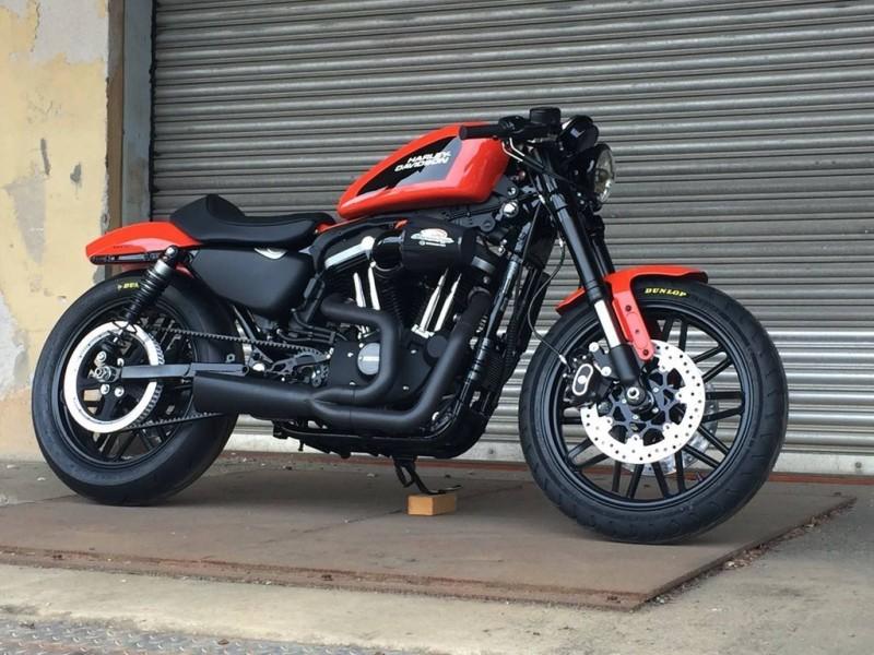 Harley-Davidson XL1200C - Sportster 1200 Custom 2016 price $6,995