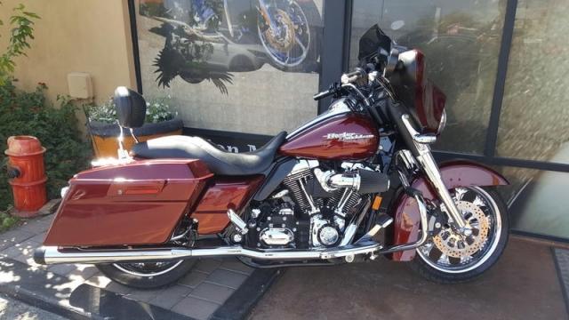 2008 Harley-Davidson� FLHX - Street Glide�