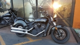 Indian Motorcycle Scout Sixty Thunder Black 2018