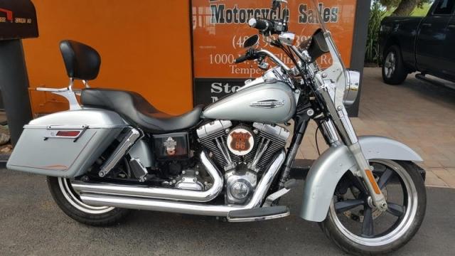 2012 Harley-Davidson� FLD - Dyna� Switchback�