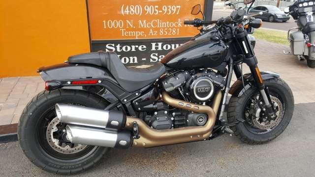 2018 Harley-Davidson FXFB - Softail Fat Bob