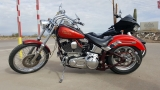 Harley-Davidson FXSTC 1986