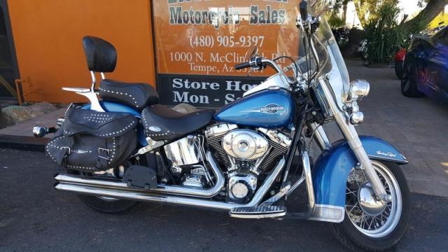 2005 Harley-Davidson FLSTC - Heritage Softail Classic