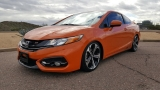 Honda Automobiles Civic Si Sedan Manual 2014
