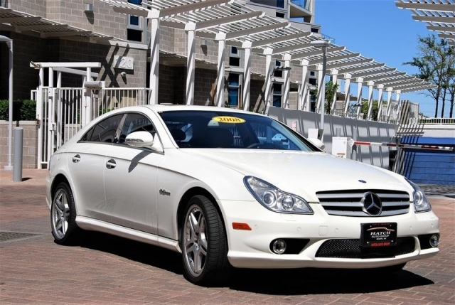 2008 Mercedes-Benz CLS AMG 63 Supercharged