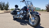 Harley-Davidson FLSTC - Heritage Softail Classic 2015