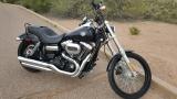 Harley-Davidson FXDWG - Dyna Wide Glide 2016