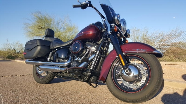 2018 Harley-Davidson FLHC - Softail Heritage Classic