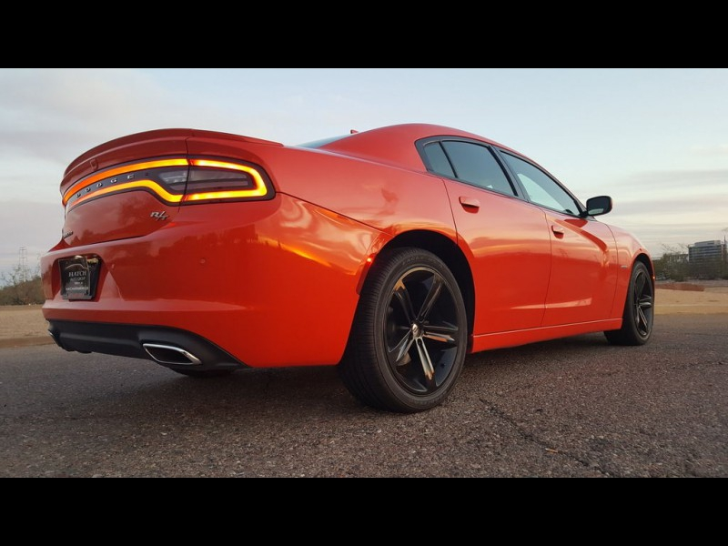 Dodge Charger R/T 2018 price $22,995