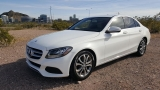 MERCEDES-BENZ C-CLASS LUXURY 2015
