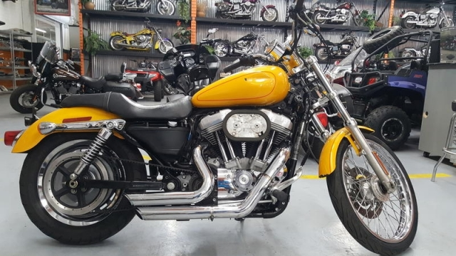 2008 Harley-Davidson XL 1200C - Sportster 1200 Custom