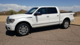 FORD F-150 Platinum 4x4 2014