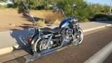 Harley-Davidson XL1200C - Sportster 1200 Custom 2012
