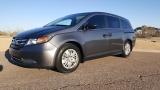 Honda Automobiles Odyssey LX Automatic 2014