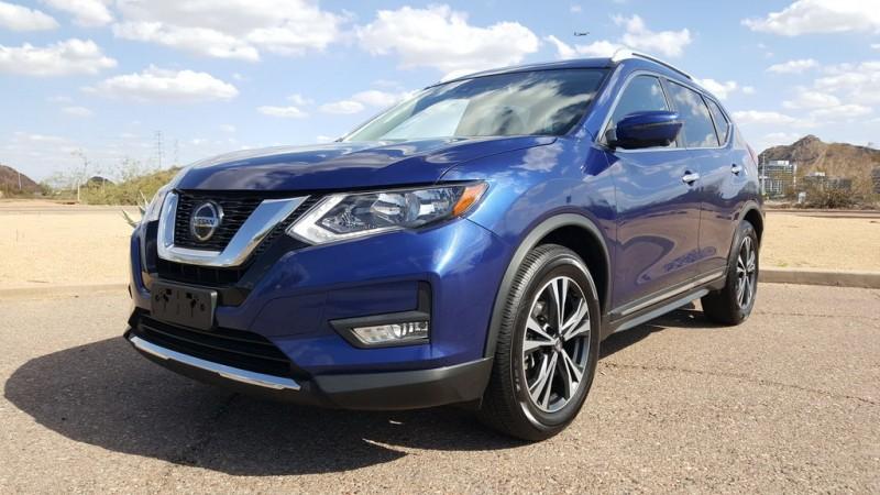 Nissan ROGUE SL 2018 price $18,999