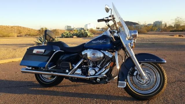 2004 Harley-Davidson FLHR - Road King