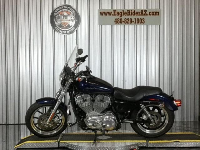2013 Harley-Davidson XL883L - Sportster SuperLow