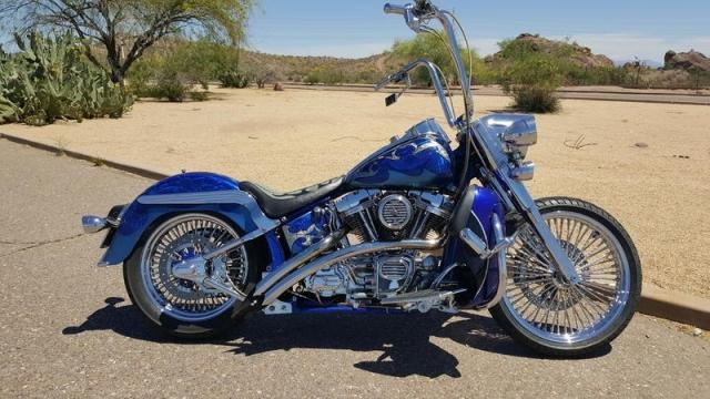 2003 Harley-Davidson FLSTCI - Heritage Softail Classic Injection