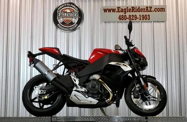 2016 Erik Buell Racing 1190SX