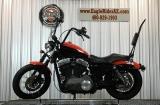 Harley-Davidson XL1200N - Sportster Nightster� 2009