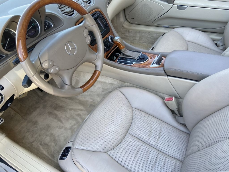 MERCEDES-BENZ SL 2003 price $12,995