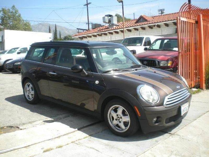 MINI Cooper Clubman 2010 price $6,895