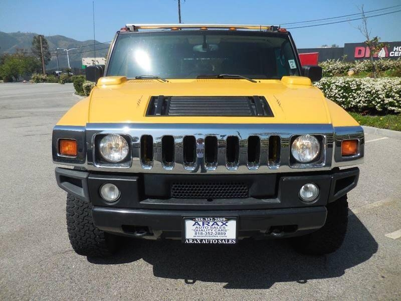 HUMMER H2 2005 price $16,750
