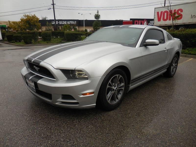 Ford Mustang 2014 price $12,295