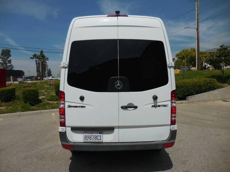 Mercedes-Benz Sprinter Passenger 2011 price $27,850