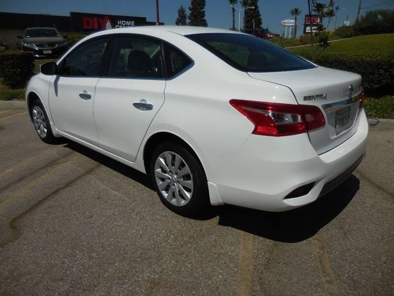 Nissan Sentra 2016 price $10,450