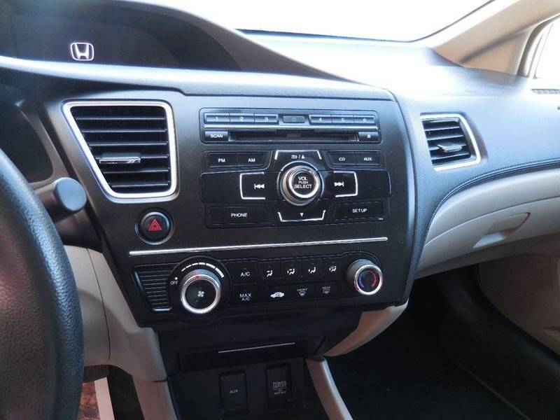Honda Civic 2015 price $8,995