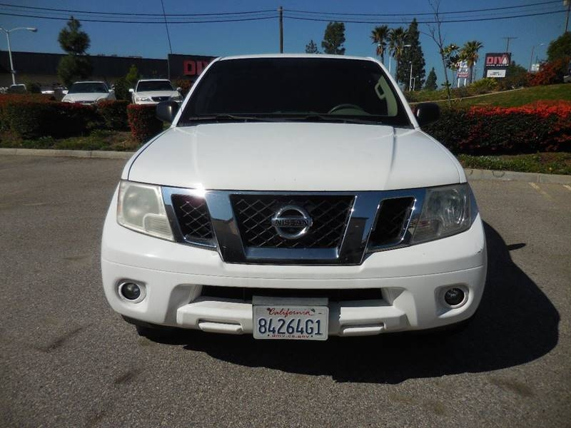 Nissan Frontier 2012 price $7,995