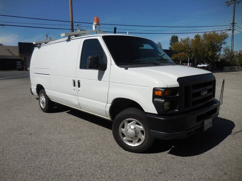 Ford E-Series Cargo 2008 price $8,995