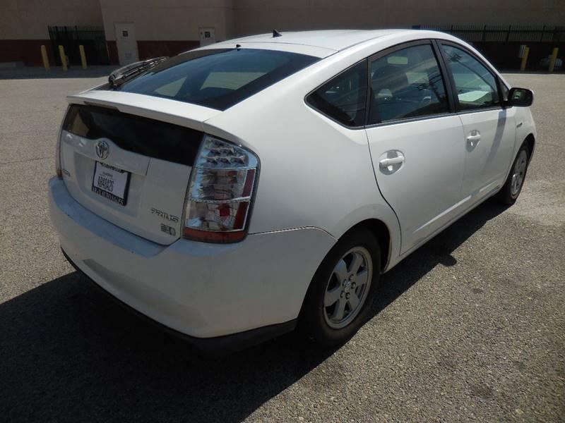 Toyota Prius 2007 price $4,350