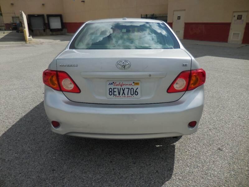 Toyota Corolla 2010 price $5,995