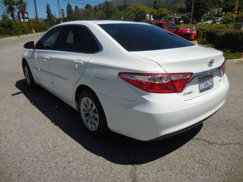 Toyota Camry 2016 price $12,450
