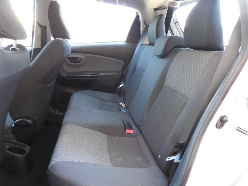 Toyota Yaris 2017 price $8,995
