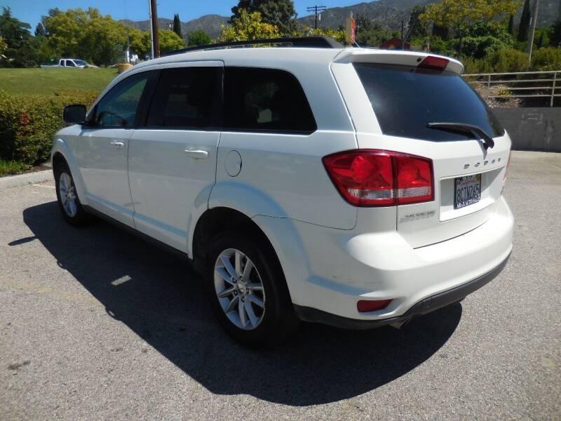 Dodge Journey 2016 price $8,750